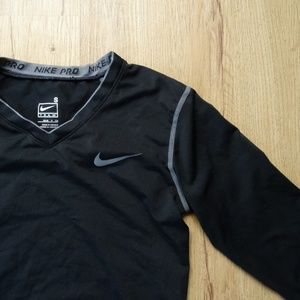 Nike Pro S Compression Long Sleeve Shirt